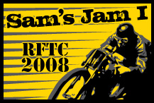 Sam\'s Jam I official ride patch