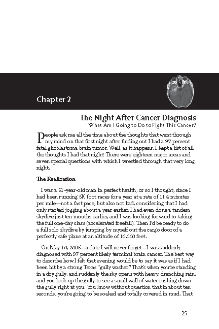 Physician, Heal Thyself Chapter Start