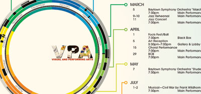 VPA 2010-2011 Calendar of Events